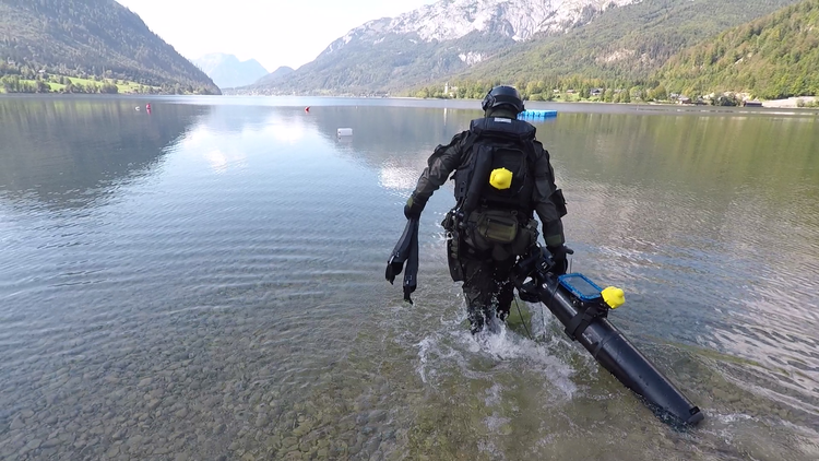 Commercial and Military diving