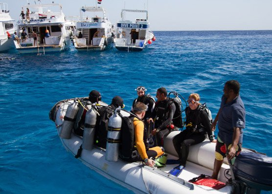 Dive travel organisations